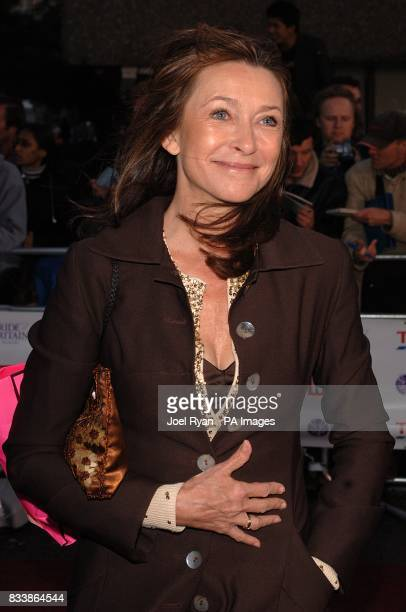 Cherie Lunghi arrives for the Pride of Britain Awards 2007 The London Studios Upper Ground London SE1