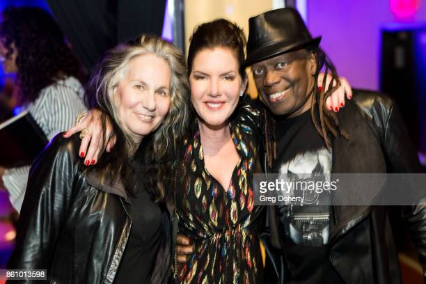 Cherie Steinberg Actress Kira Reed Lorsch and Hedley Jones pose for a picture at the Kira Reed and Taimie Hannum Double Birthday Bash at Hard Rock...