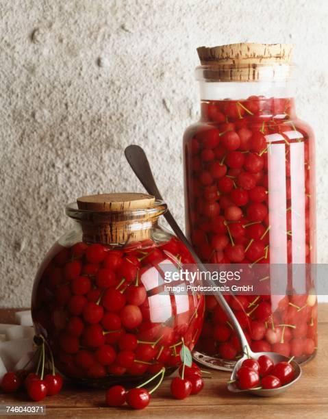 Cherries in eau-de-vie