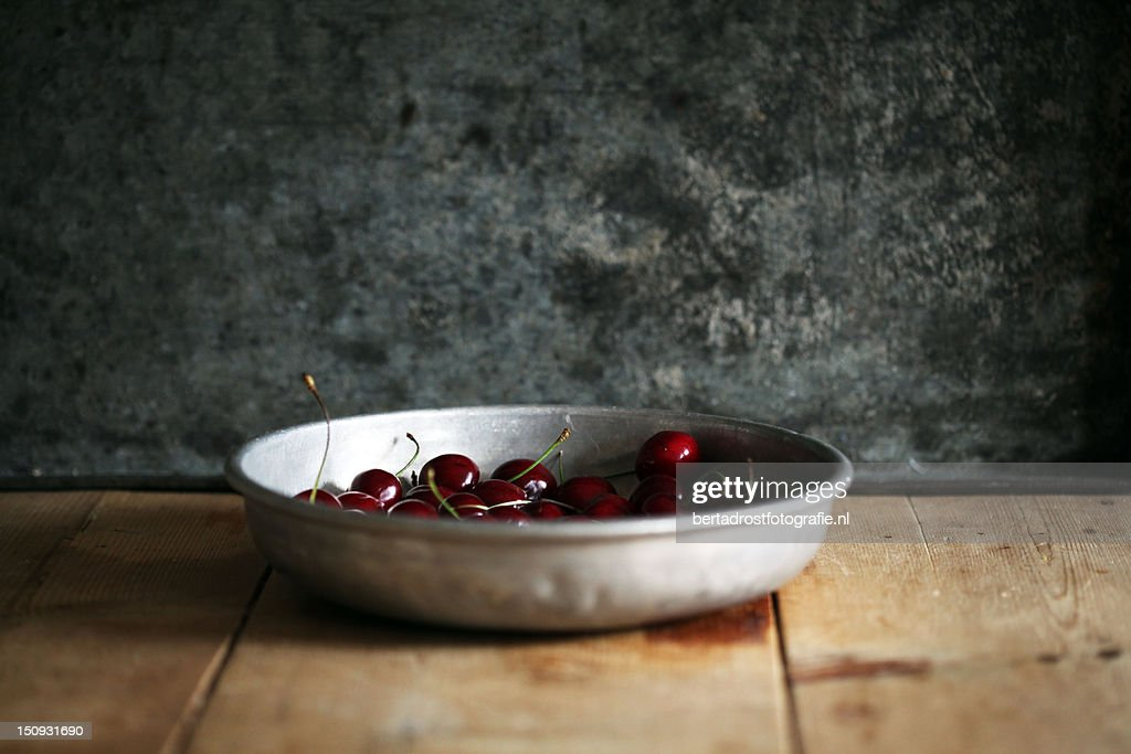 Cherries : Stock Photo