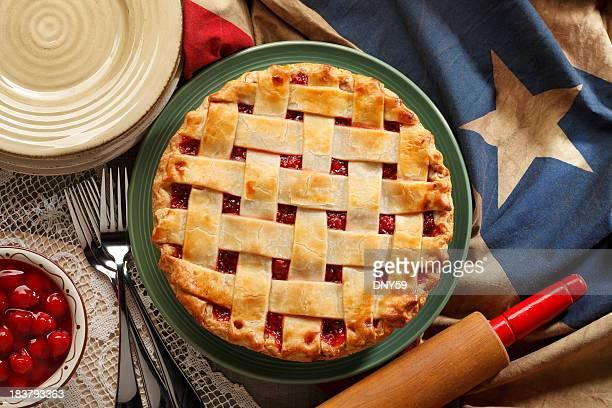 Gedeckter Pie