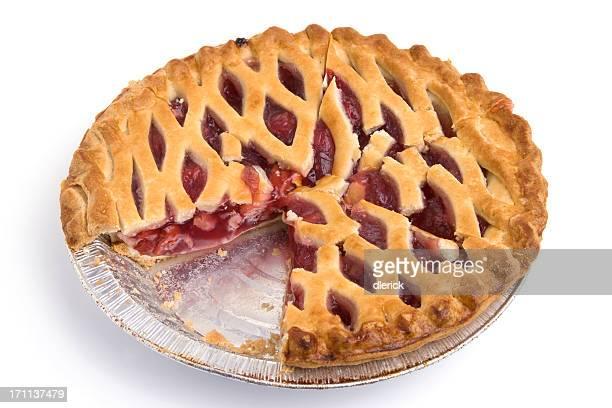 cherry pie piece missing
