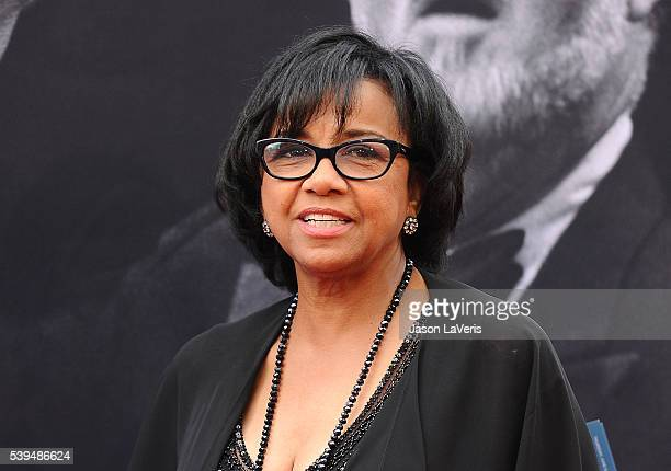 Cheryl Boone Isaacs attends the 44th AFI Life Achievement Awards gala tribute at Dolby Theatre on June 9 2016 in Hollywood California