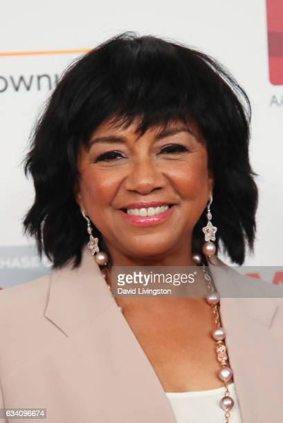 Cheryl Boone Isaacs attends the AARP's 16th Annual Movies for Grownups Awards at the Beverly Wilshire Four Seasons Hotel on February 6 2017 in...