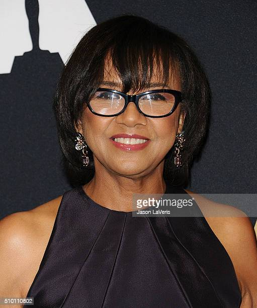 Cheryl Boone Isaacs attends the Academy of Motion Picture Arts and Sciences' Scientific and Technical Awards ceremony at the Beverly Wilshire Four...