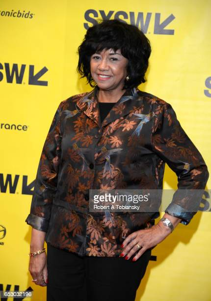 Cheryl Boone Isaacs President of the Academy of Motion Picture Arts and Sciences attends 'A Conversation with Cheryl Boone Isaacs' during 2017 SXSW...