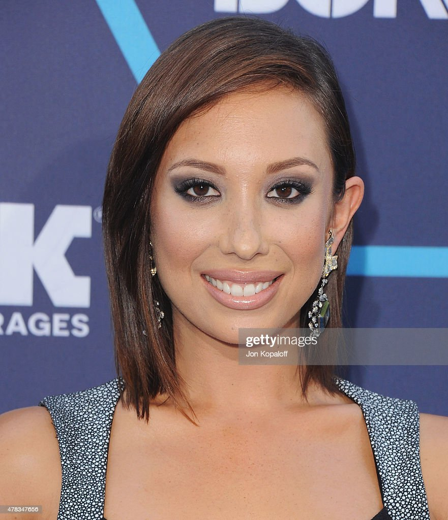 <a gi-track='captionPersonalityLinkClicked' href=/galleries/search?phrase=Cheryl+Burke&family=editorial&specificpeople=540289 ng-click='$event.stopPropagation()'>Cheryl Burke</a> arrives at the 16th Annual Young Hollywood Awards at The Wiltern on July 27, 2014 in Los Angeles, California.