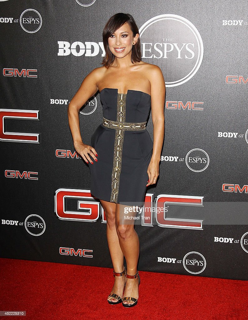 Cheryl Burke arrives at the BODY at ESPYS Pre-Party held at Lure on July 15, 2014 in Hollywood, California.