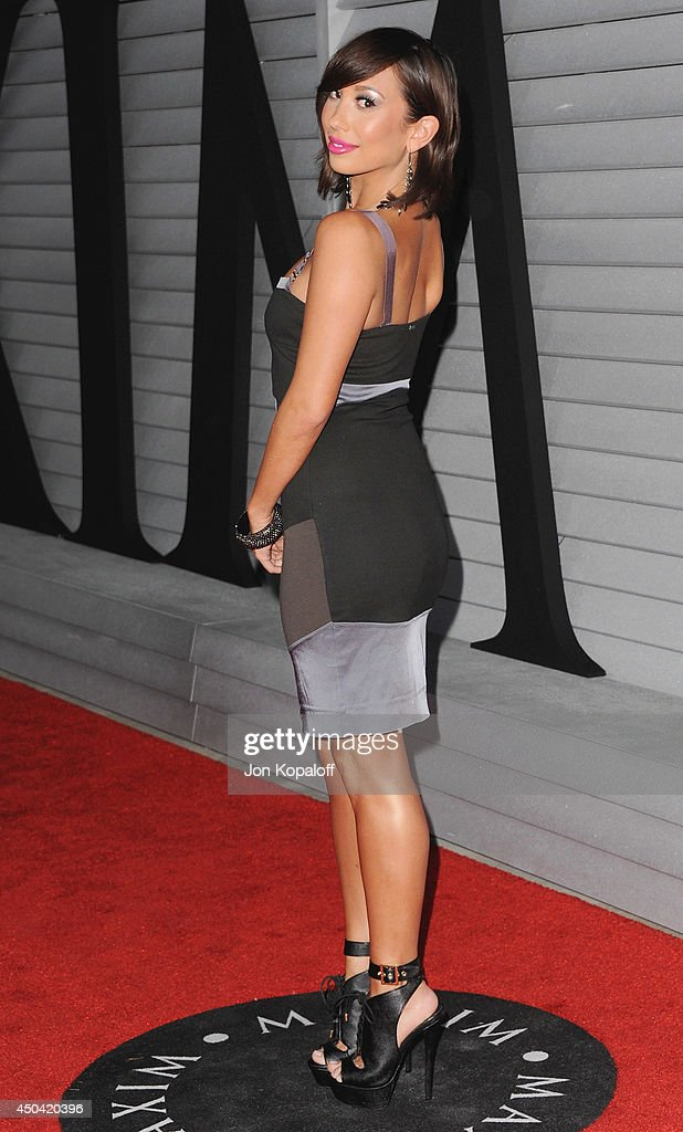 Cheryl Burke arrives at the MAXIM Hot 100 Celebration Event at Pacific Design Center on June 10, 2014 in West Hollywood, California.