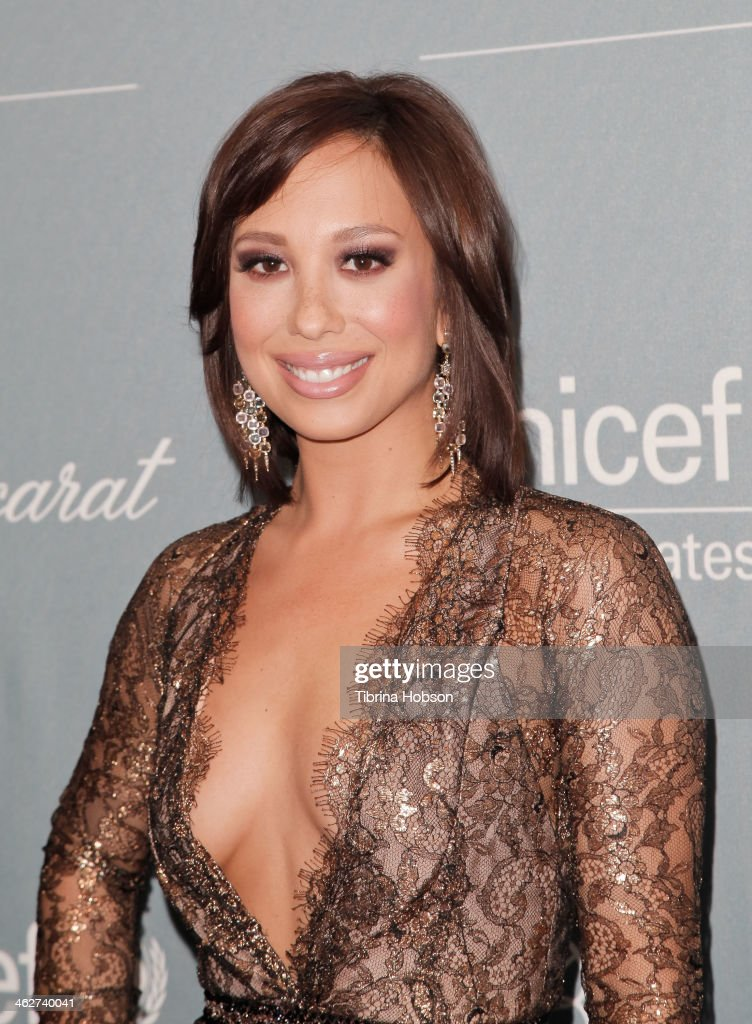 <a gi-track='captionPersonalityLinkClicked' href=/galleries/search?phrase=Cheryl+Burke&family=editorial&specificpeople=540289 ng-click='$event.stopPropagation()'>Cheryl Burke</a> attends the 2014 UNICEF ball presented by Baccarat at Regent Beverly Wilshire Hotel on January 14, 2014 in Beverly Hills, California.