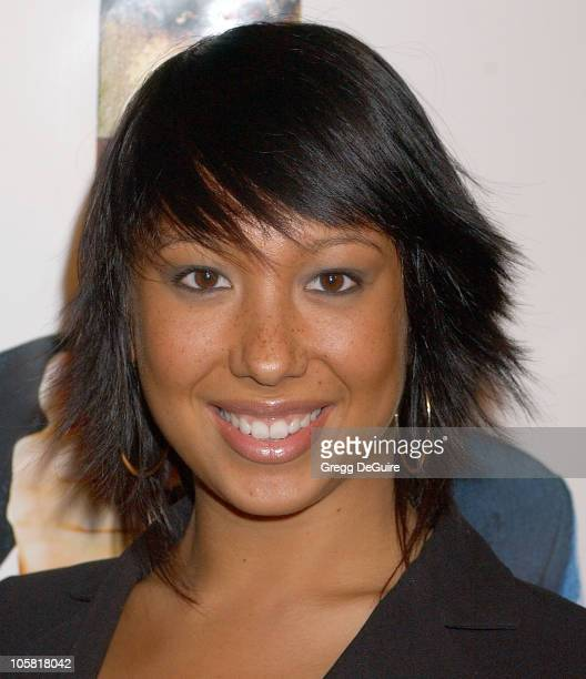 Cheryl Burke during 'Thank You For Smoking' Los Angeles Premiere Arrivals at Directors Guild Of America in Los Angeles California United States