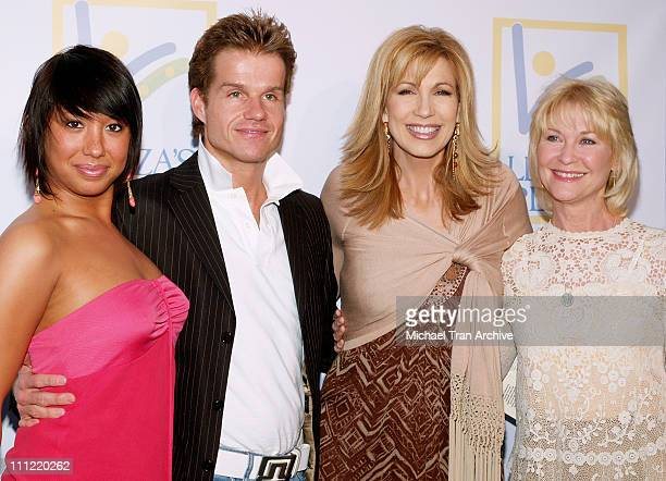 Leeza gibbons stock photos and pictures getty images for Burke and wallace silversmiths