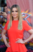 Cheryl Cole arrives for the London Auditions of X Factor at Emirates Stadium on June 20 2014 in London England