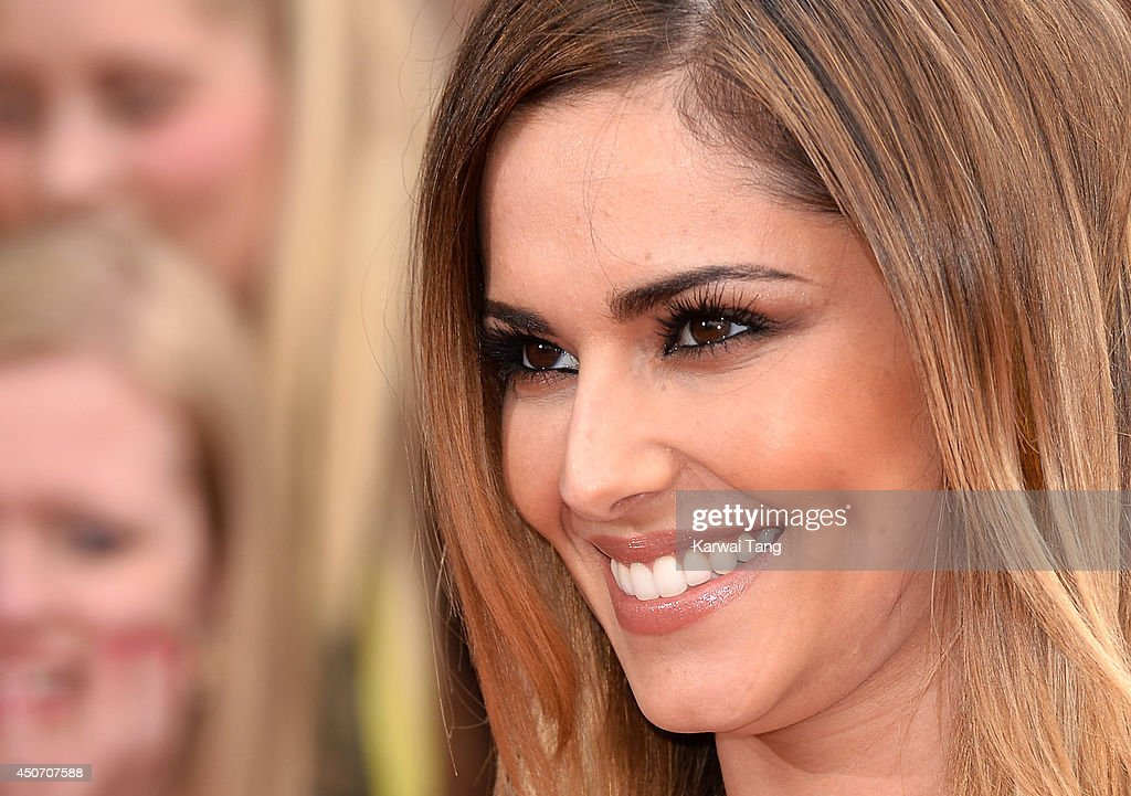 Cheryl Cole arrives for the Manchester auditions of The X Factor at Lancashire County Cricket Club on June 16 2014 in Manchester England