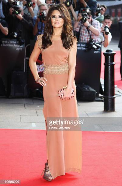 Cheryl Cole arrives for The Prince's Trust Celebrate Success Awards at Odeon Leicester Square on March 23 2011 in London England