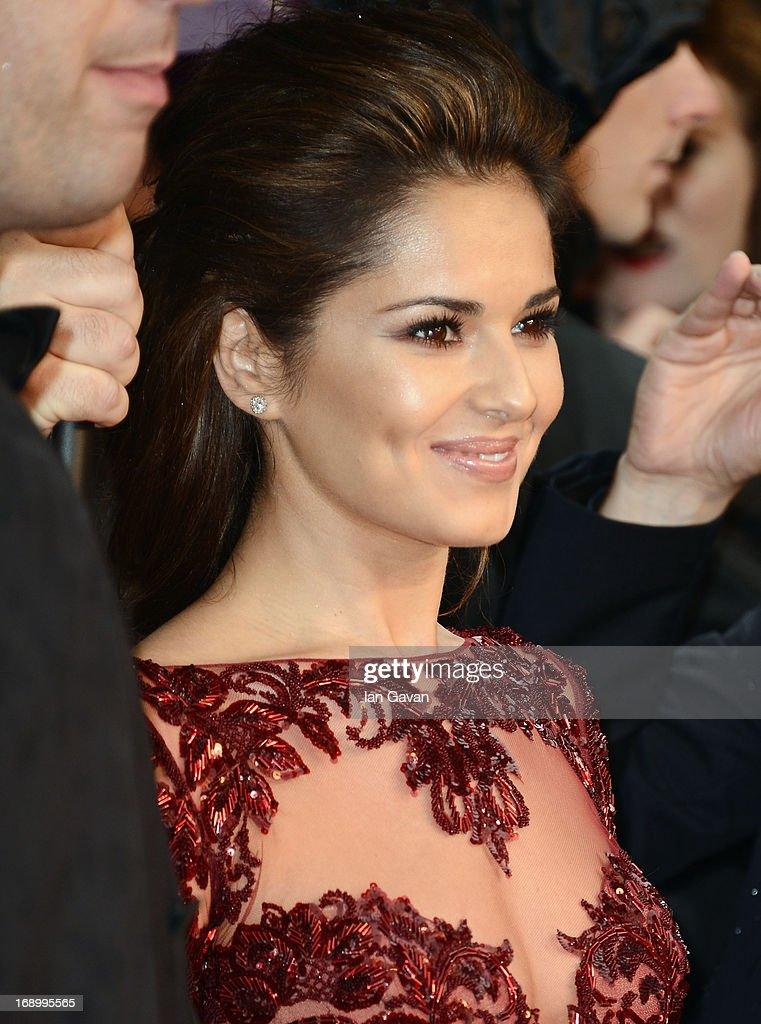 Cheryl Cole attends 'Jimmy P. (Psychotherapy Of A Plains Indian)' Premiere during the 66th Annual Cannes Film Festival at Grand Theatre Lumiere on May 18, 2013 in Cannes, France.