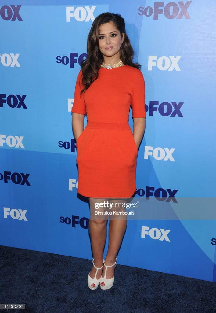 Cheryl Cole attends the 2011 Fox Upfront at Wollman Rink - Central Park on May 16, 2011 in New York City.