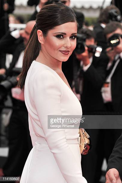Cheryl Cole attends the 'Habemus Papam' Premiere during the 64th Annual Cannes Film Festival at the Palais des Festivals on May 13 2011 in Cannes...