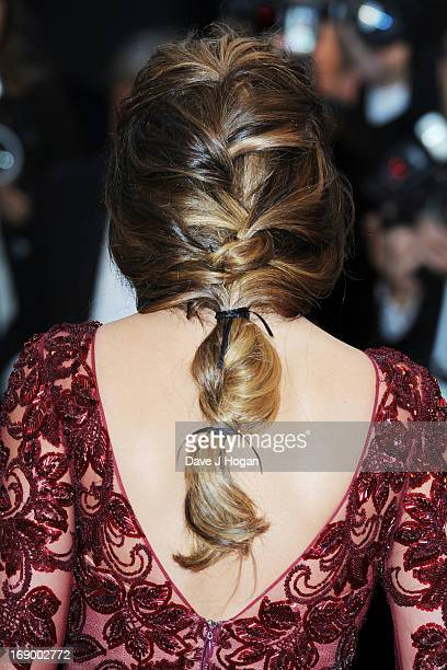 Cheryl Cole attends the 'Jimmy P ' Premiere during the 66th Annual Cannes Film Festival at the Palais des Festivals on May 18 2013 in Cannes France