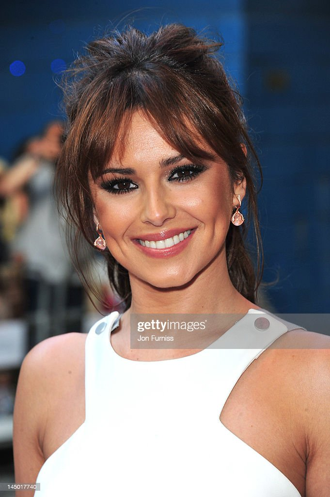 Cheryl Cole attends the UK premiere of What To Expect When You're Expecting at BFI IMAX on May 22, 2012 in London, England.