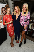 Cheryl Cole Kimberley Walsh and Denise Van Outen attend the launch party for Kimerley Walsh 'A Whole Lot Of History' at Hotel ME on September 23 2013...