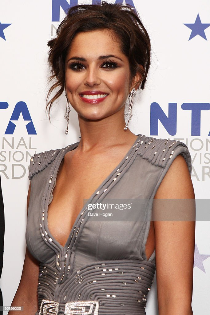 Cheryl Cole poses in the press room at the National Television Awards held the at The O2 Arena on January 20, 2010 in London, England.
