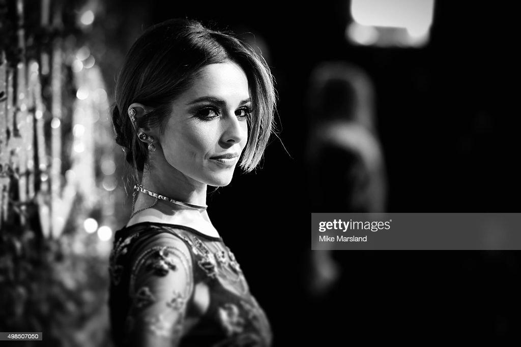 Cheryl Fernandez-Versini attends the British Fashion Awards 2015 at London Coliseum on November 23, 2015 in London, England.