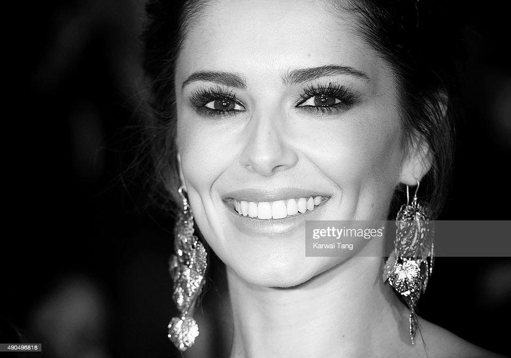 Cheryl Fernandez-Versini attends the Pride of Britain awards at The Grosvenor House Hotel on September 28, 2015 in London, England.