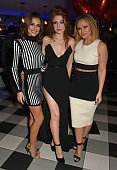 Cheryl FernandezVersini Nicola Roberts and Kimberley Walsh attend Nicola Roberts 30th birthday party at Hotel Chantelle London organised by Love...