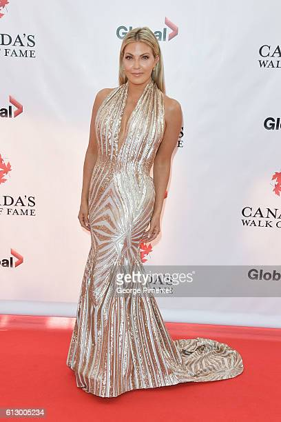 Cheryl Hickey attends the 2016 Canada's Walk Of Fame Awards at Allstream Centre on October 6 2016 in Toronto Canada