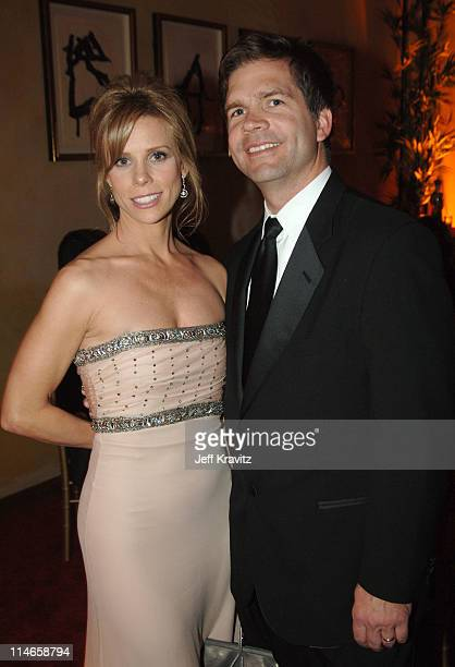 Cheryl Hines and Paul Young **EXCLUSIVE COVERAGE**