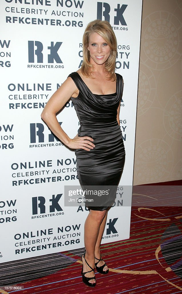 Cheryl Hines attends 2012 Ripple Of Hope Gala at The New York Marriott Marquis on December 3, 2012 in New York City.
