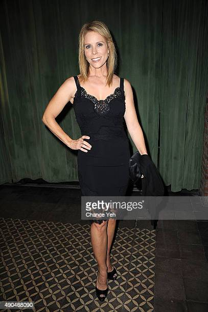 Cheryl Hines attends 3rd Annual Turtle Ball at The Bowery Hotel on September 28 2015 in New York City