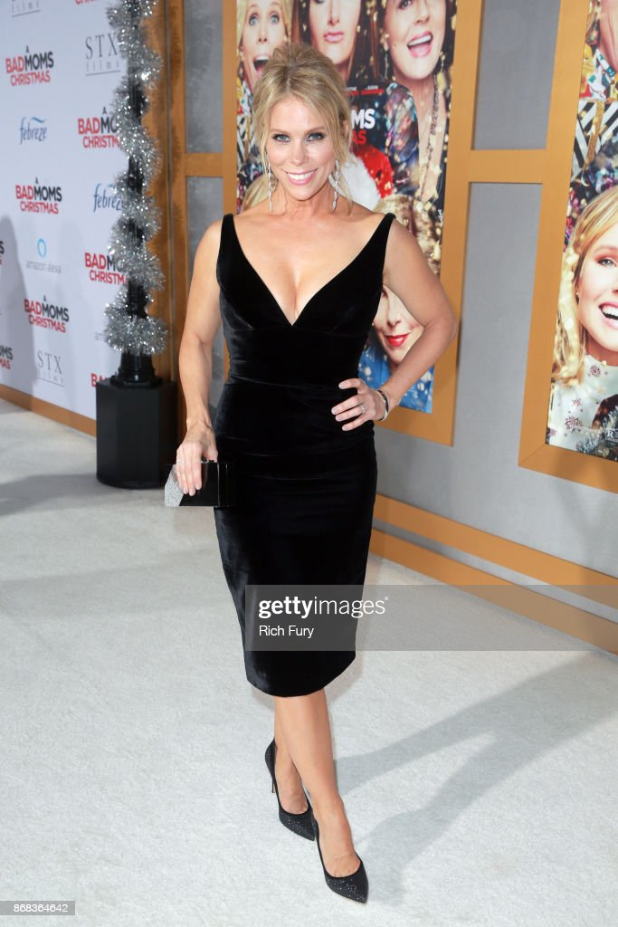 Cheryl Hines attends the premiere of STX Entertainment's 'A Bad Moms Christmas' at Regency Village Theatre on October 30, 2017 in Westwood, California.