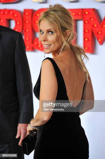 Cheryl Hines attends the premiere of STX Entertainment's 'A Bad Moms Christmas' at Regency Village Theatre on October 30 2017 in Westwood California