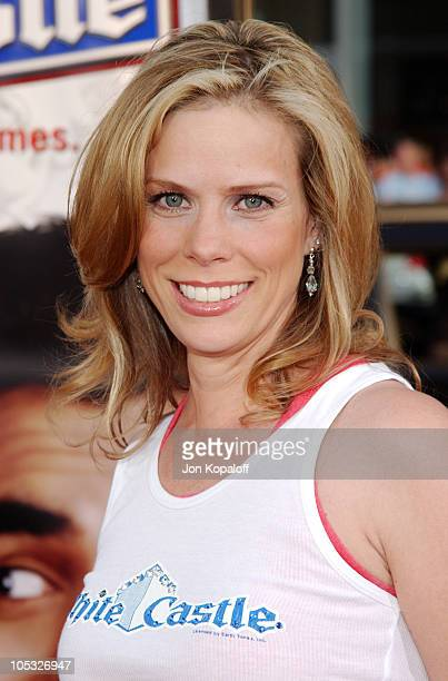 Cheryl Hines during 'Harold Kumar Go To White Castle' Los Angeles Premiere Arrivals at The Mann Chinese Theatre in Hollywood California United States