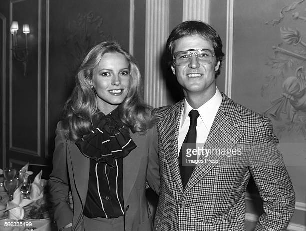 Cheryl Ladd and David Ladd circa 1977 in New York City