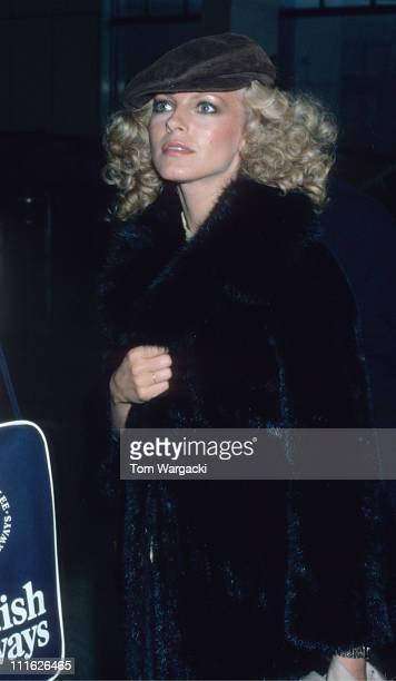 Cheryl Ladd during Cheryl Ladd at Heathrow Airport May 1 1978 at Heathrow Airport Great Britain