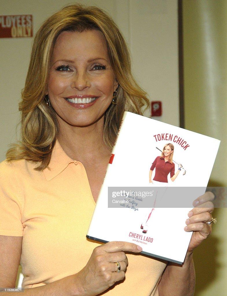 Cheryl Ladd book