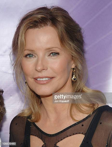 Cheryl Ladd during 'Las Vegas' TCA Cocktail Party Arrivals at The Beverly Hilton Hotel in Beverly Hills California United States