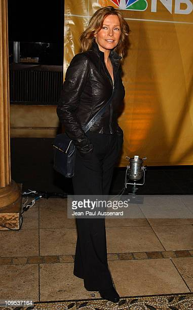 Cheryl Ladd during NBC AllStar Party Arrivals at Hollywood and Highland Entertainment Complex in Hollywood California United States