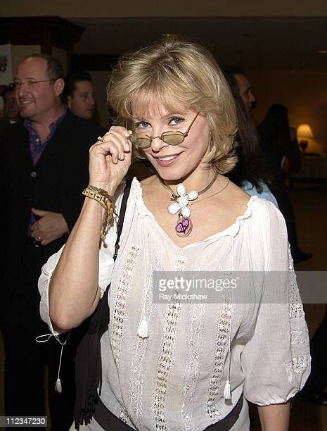 Cheryl Ladd during The 9th Annual Race to Erase MS CoChaired by Nancy Davis Tommy Hilfiger Fashion Show at The Century Plaza Hotel in Century City...