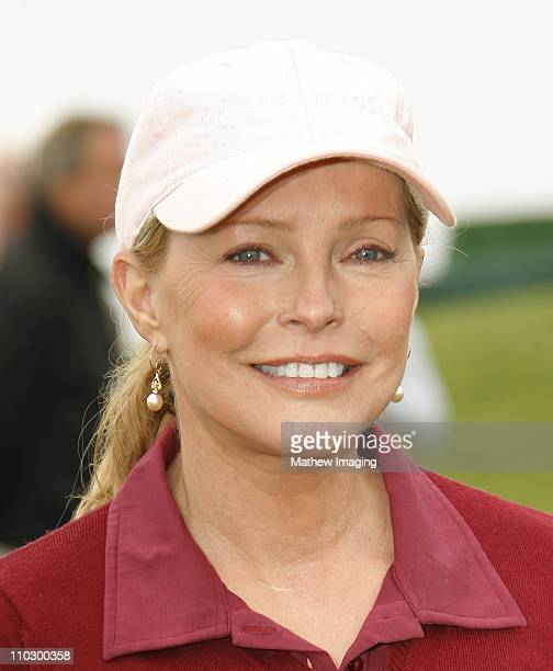 Cheryl Ladd during The Ninth Annual Michael Douglas Friends Celebrity Golf Tournament Celebrity Putting Challenge at Trump National Golf Club in...
