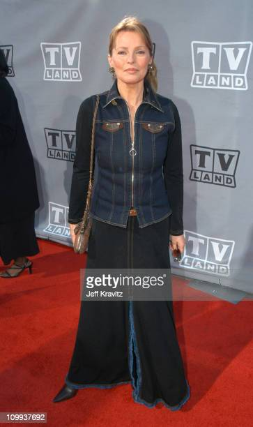 Cheryl Ladd during The TV Land Awards Arrivals at Hollywood Palladium in Hollywood CA United States