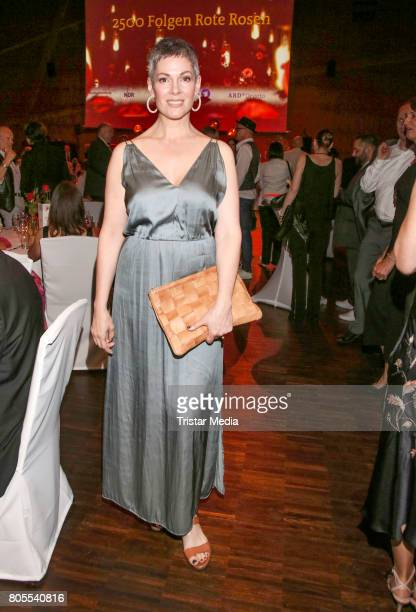 Cheryl Shepard attends the 'Rote Rosen' TV Show Gala To Celebrates 2500 Episodes on July 1 2017 in Luneburg Germany