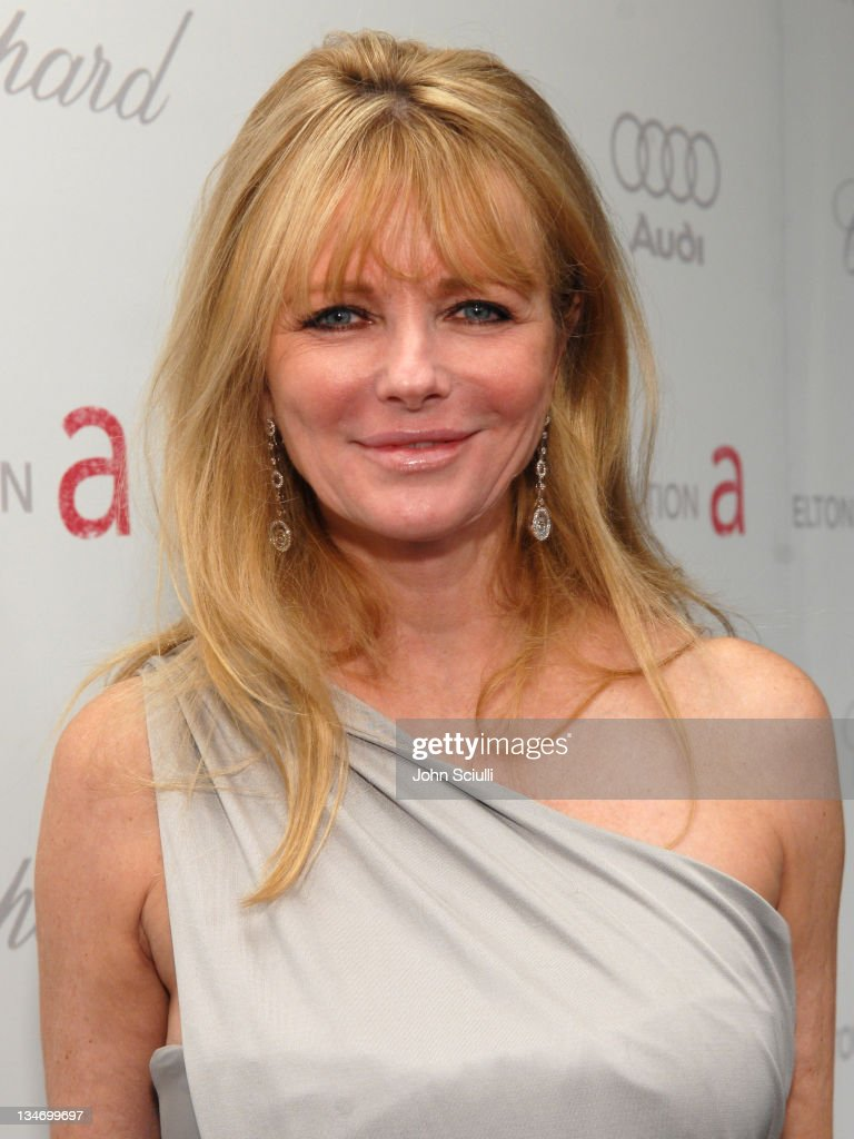 Cheryl Tiegs At Elton John Aids Foundation Oscar Party