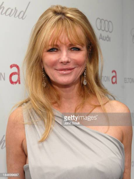 Cheryl Tiegs at Elton John AIDS Foundation Oscar Party Sponsored by Audi