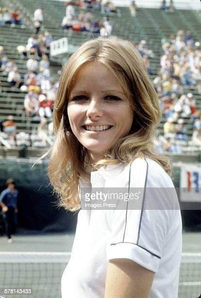 Cheryl Tiegs circa 1978 in New York City