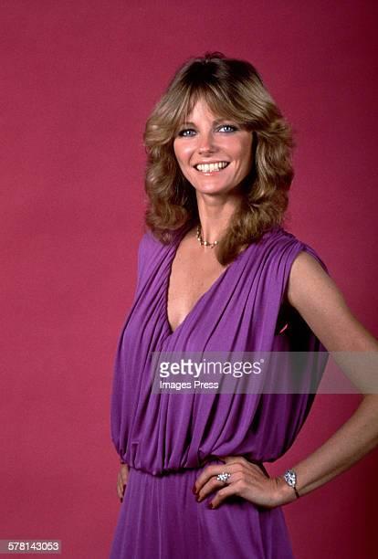 Cheryl Tiegs circa 1980 in New York City