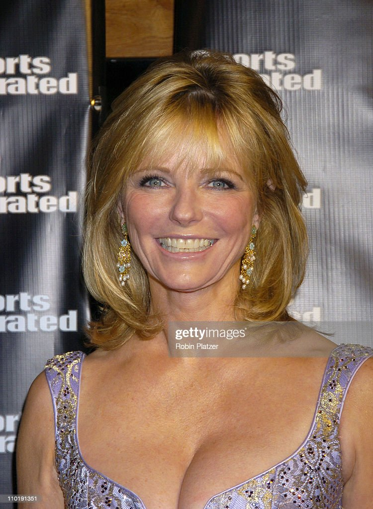 Cheryl Tiegs Getty Images